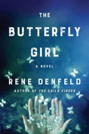 The Butterfly Girl Book Cover (JPG)