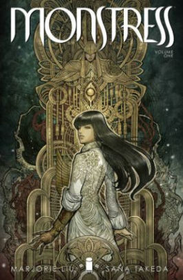 Monstress Volume 1 by Marjorie Liu